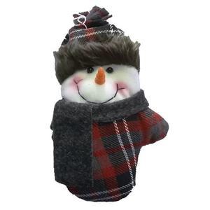 Снеговик/Дед Мороз (кор.96) арт.0187 фото