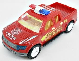 Полицейская машина (в кор.360), арт.313-18 фото