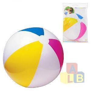 Пляжный мяч 61см, от 3 лет, арт.59030,(кор.36) фото