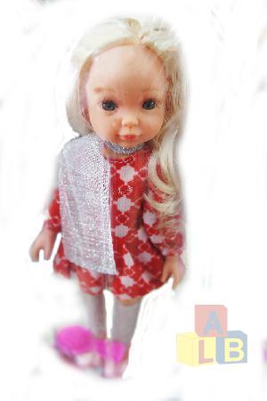 Кукла в одежде арт.ВR850К-А (кор/120) фото