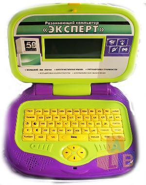 Компьютер детский арт.MD8845E/R (кор.18) фото