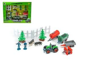 """Игровой набор """"Ферма"""", 12 предметов, артикул, арт.KSL425616/43026 фото"""
