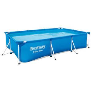 Бассейн каркасный Bestway Steel Pro  300х201х66 см, арт.56404 фото