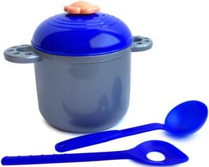 Набор детской посуды №4 (4 дет.), арт.09163 фото