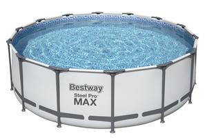 Бассейн каркасный Bestway Steel Pro Max 427х122 см, арт.5612X фото