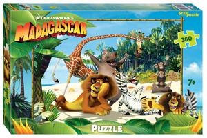 """Мозаика """"puzzle"""" 360 """"Мадагаскар - 3"""", арт.96083 фото"""