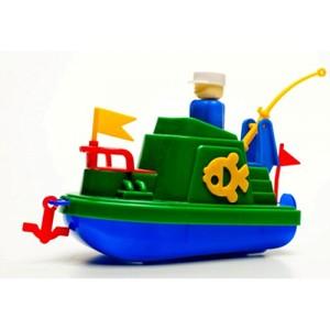 Кораблик рыболовный арт. 2с417 фото