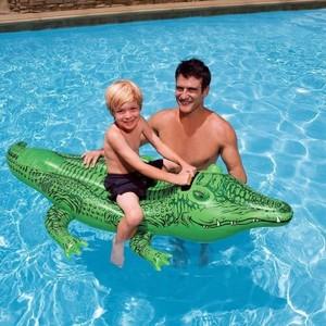 """Плотик """"Крокодил"""" 168*86см арт.58546 ( упак.12) фото"""