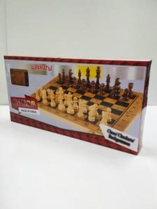 Шахматы пластмассовые, арт.25712-4 (1/90) фото