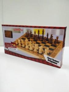 Шахматы пластмассовые, арт.25712-5 (1/60) фото