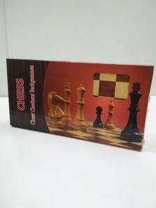 Шахматы пластмассовые, арт.25712-38 (1/60) фото