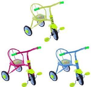 """Велосипед трехколесный, мет.колеса 8""""/6"""", Светлячок арт.GT9229 фото"""