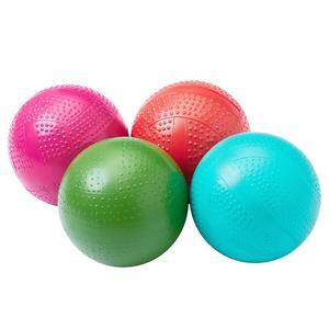 Мяч д.100мм Фактурный (любой), арт.Р2-100 фото