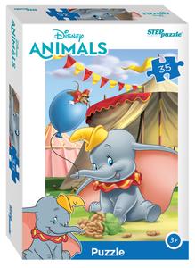 """Мозаика """"puzzle"""" 35 """"Зверята Дисней"""" (Disney), арт.91404 фото"""