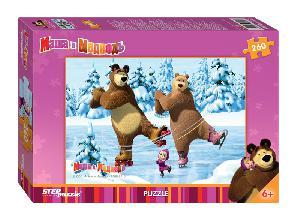 Пазл 260 Маша и медведь арт.95022 фото