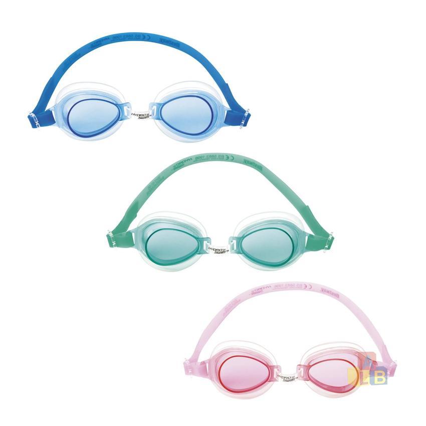 Очки для плавания Lil' Lightning Swimmer 3+, арт.21002 фото