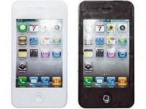 Телефон мобильный (музыка) смарт в пак, арт.44089 фото