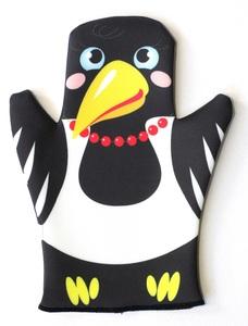"""Домашний кукольный театр. Кукла-перчатка """"Сорока-Ворона"""", арт.04059 фото"""