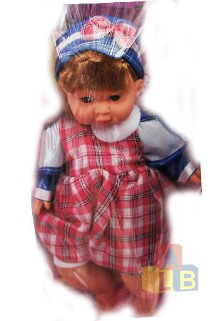 Кукла с аксессуарами (расческа, зеркало, заколки) арт.ZY3-10A  (кор.96)Ш фото