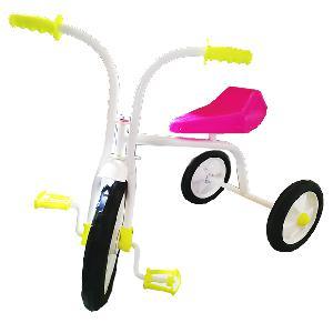 """Велосипед трехколесный """"Малыш"""" цвет  розовый арт.1019353 фото"""
