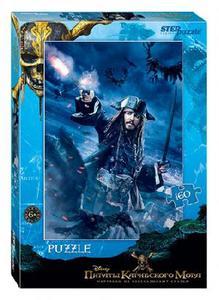 """Пазл 160 """"Пираты Карибского моря"""" арт. 94065 фото"""
