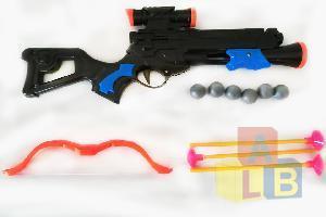 Набор оружия арт.6634-4 (кор.240)Ш фото