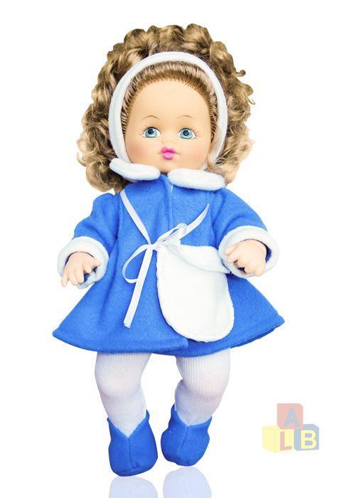 Кукла Аринка ползунок фото