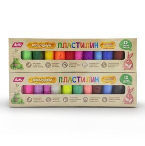 KiKi Пластилин 24 цвета, коробка, арт.PL011 фото