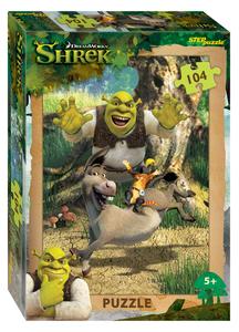 "Мозаика ""puzzle"" 104 ""Shrek"", арт.82192 фото"