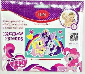 "Водная раскраска ""Звездная сила"" My Little Pony, арт.57931 фото"