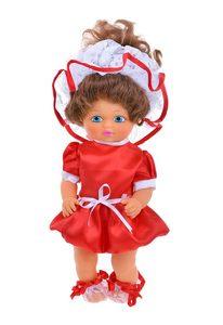 Кукла Лиза 40см (пакет), арт.МАЛ40-7 фото