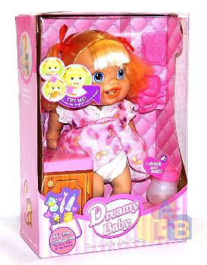 Кукла функциональная арт.806А (кор.12) фото
