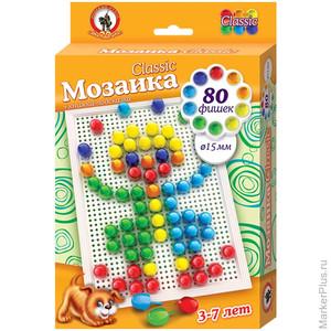 Мозаика Classic 80 эл  D 15мм., Малая плата (Клоун), арт 03960 фото