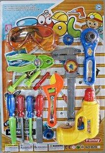 Набор строительных инструментов, арт.B293 (1/72) фото