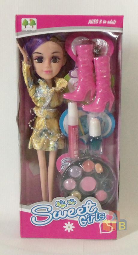 Кукла в одежде арт.CQS803-2 (кор/4) фото
