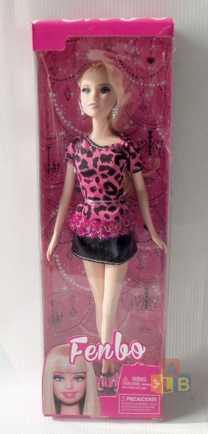Кукла в одежде арт.FB006-5 (кор/120) фото