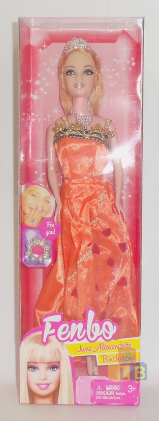 Кукла в одежде арт.FB012А (кор/144) фото