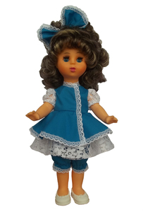 Кукла Вероника 35 см, арт.АР35-7 фото