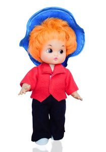 Кукла Незнайка фото