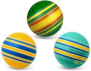 Мяч д.150мм ЭКО ручное окраш. (любой), арт.Р7-150 фото