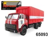 "маш ""MAZ-516"" пожарная охрана арт.65093 фото"