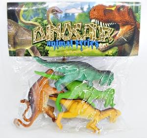 Набор динозавров, арт.2002-4 (1/108) фото