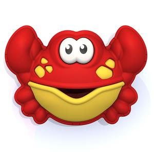 Игрушка для ванны. Водная серия: Крабик (в инд.упаковке), арт.736 фото