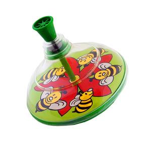 Юла прозрачная Пчелка, арт.0203 фото