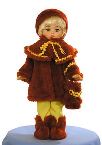Кукла Яна м 1 фото