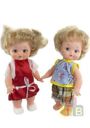 Кукла Близнецы пак 30 см, арт.СА30-2 фото