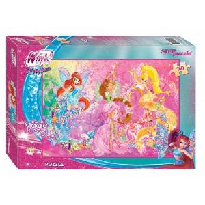 "Пазл 160 ""Winx"" (Rainbow) арт. 94026 фото"