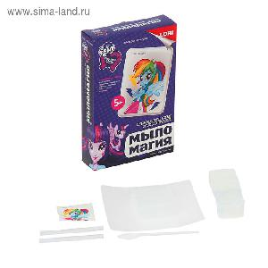 "МылоМагия Hasbro Equestria Girls ""Радуга Дэш"" арт. Млп-002 фото"
