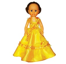 "Кукла ""Принцесса-Елизавета"" 1/9, арт.10121 фото"