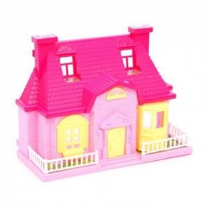 Вилла розовая с набором мебели арт.234 фото